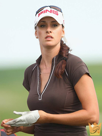 hot golfers women